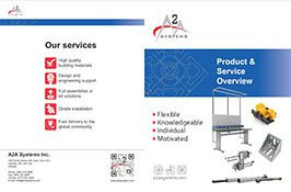 a2a systems products services brochure thumb