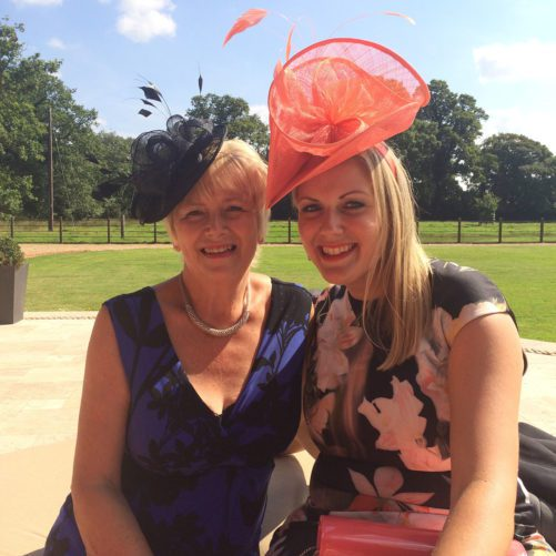 Hat Hire for the Newmarket Races 7