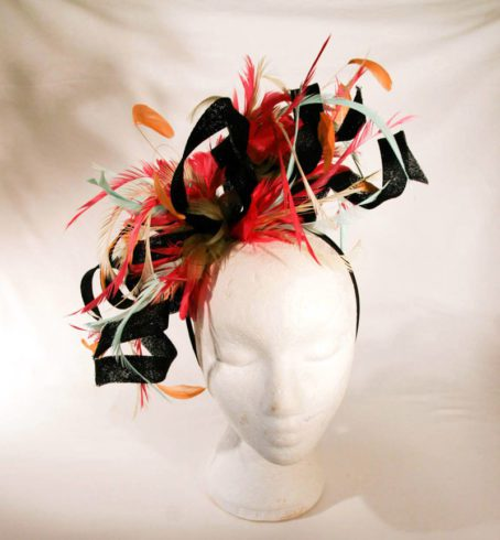 formal cocktail hats for hire norfolk 5