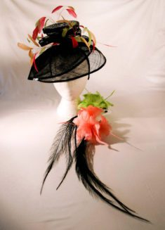 formal cocktail hats for hire norfolk 7