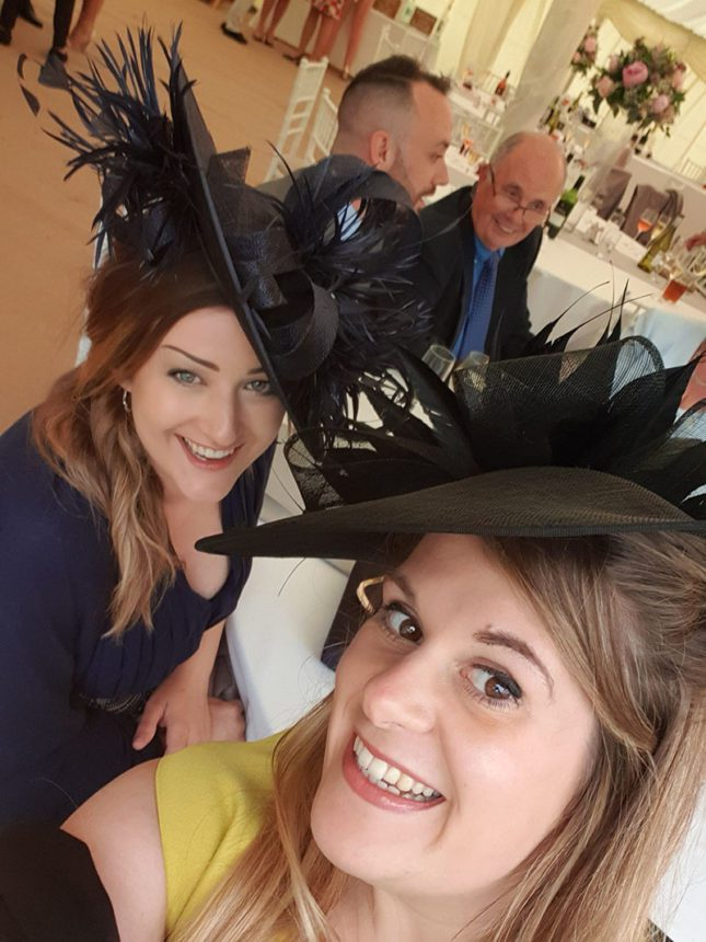 hat hire east anglia weddings occasions
